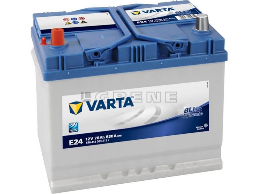 Varta-מצבר